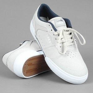 BUTY LAKAI S16 STAPLE WHITE SUEDE