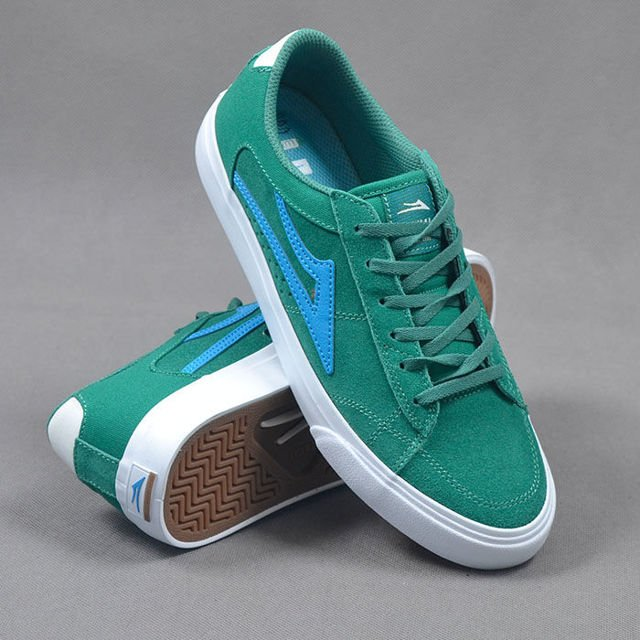 BUTY LAKAI SP17 ELLIS GREEN SUEDE