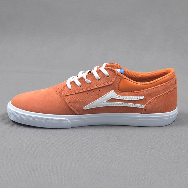 BUTY LAKAI SP17 GRIFFIN ORANGE SUEDE