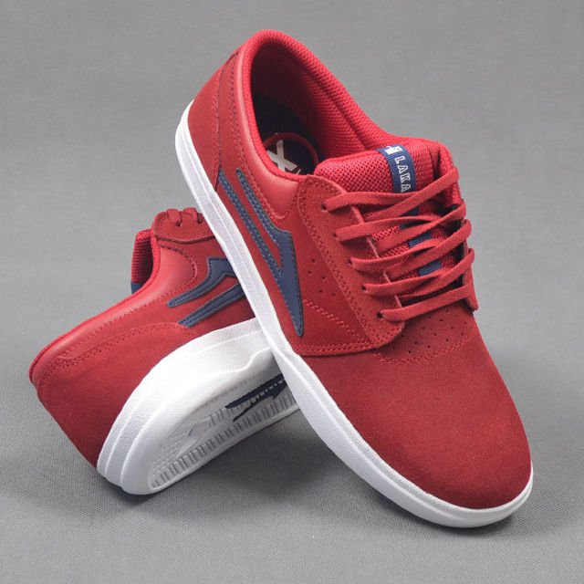 BUTY LAKAI SP17 GRIFFIN XLK RED SUEDE