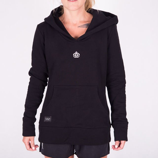 Bluza Elade Hoody Grl Mini Icon Black