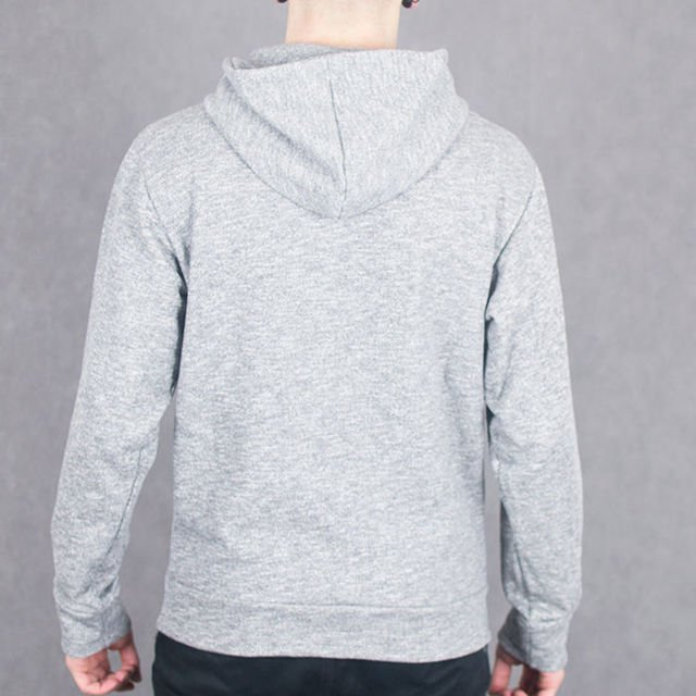 Bluza zk Turbokolor ss17 heather grey