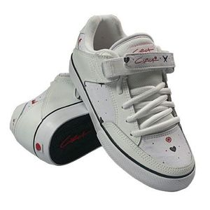 Buty C1rca sp10 205Vulc W White Red Black