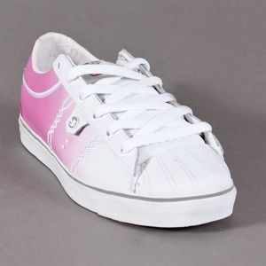 Buty Damskie DVS Kimmie White Leather