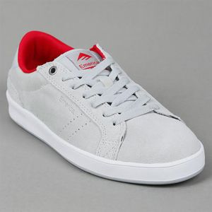 Buty EMERICA S15 The Leo Dos Grey Red