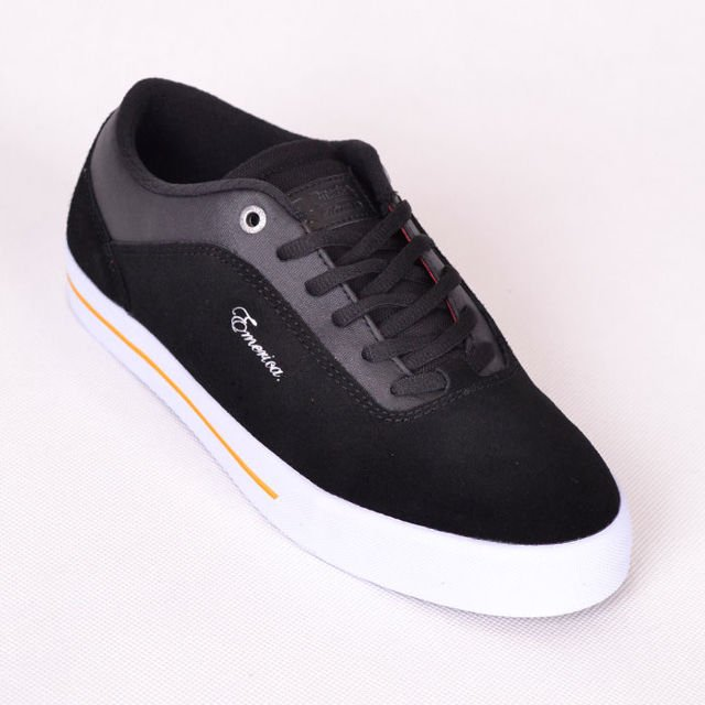 Buty Emerica FA17 G-code RE UP Blk Wht Gold