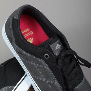 Buty Emerica Fa15 The Herman G6 Vlc dk grey/blk