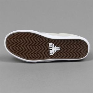 Buty FALLEN F14 The Easy Newsprint Grey White