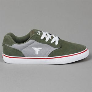 Buty FALLEN S15 Slash Surplus Green Cement Grey