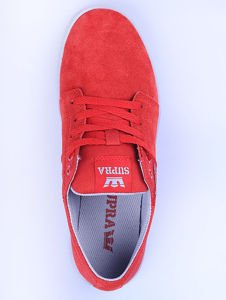 Buty Supra Sp14 Stacks II Red/grey/grey