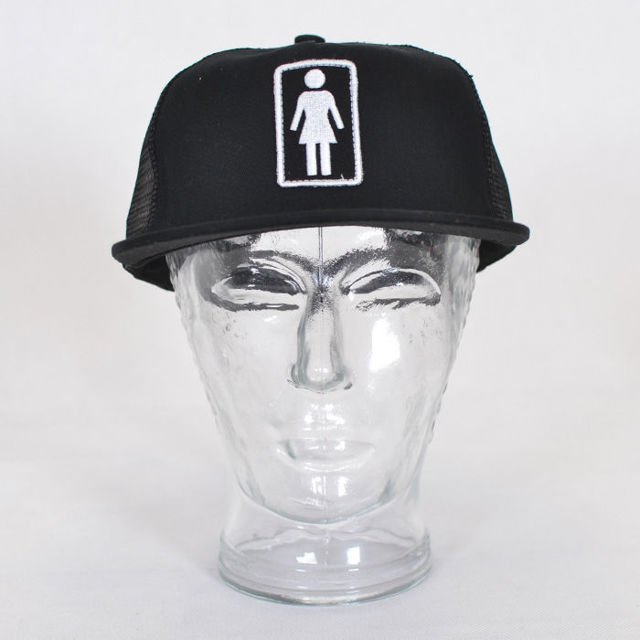 Czapka Girl Everyday Trucker Blk