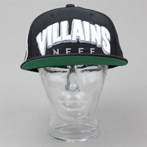 Czapka NEFF F13 Villains Black