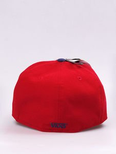 Czapka Vans Sp14 Drop Era Reiv.Red
