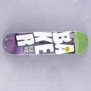 DECK BAKER RH STACKED NAME GRN/PURP 8,125
