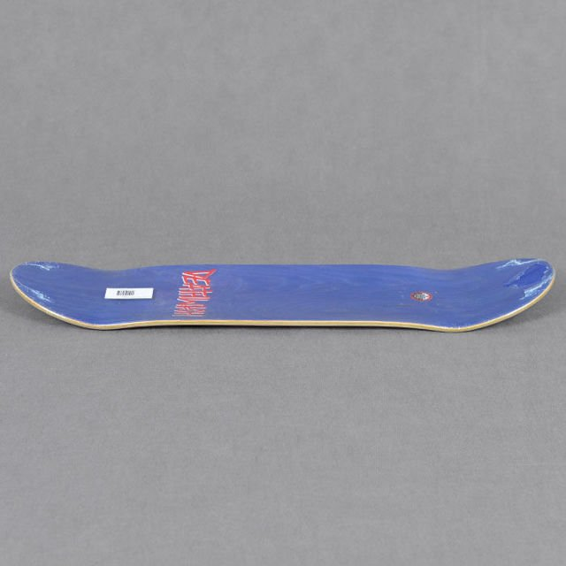 DECK DEATHWISH ORIGINAL G WHT/RED HOLO 8,125