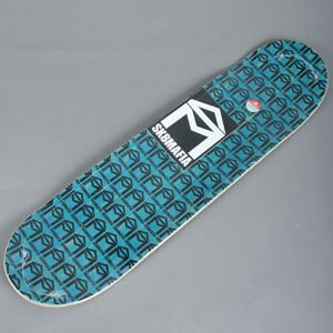 DECK SK8MAFIA L.GRAY  LEGENDS-8.25