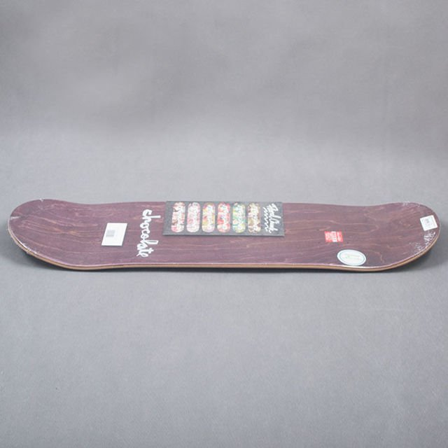 Deck Chocolate Alvarez Floral 8,0