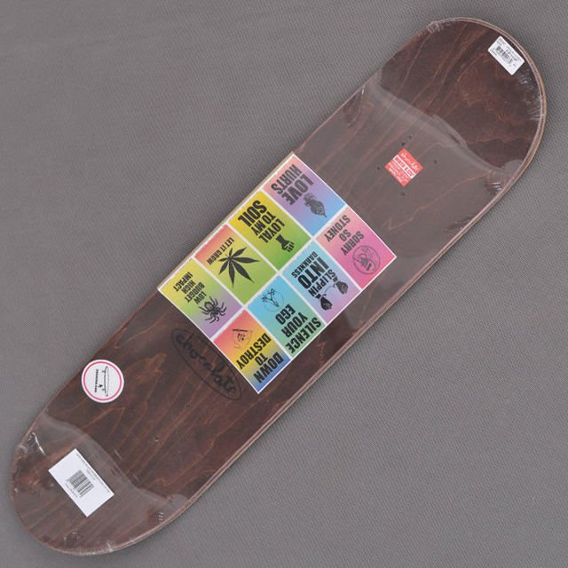 Deck Chocolate Anderson Sing Of The Times 8,125""