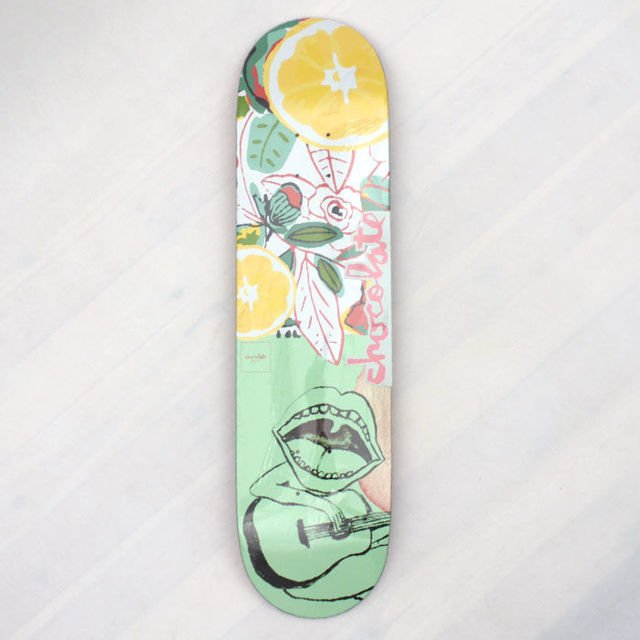 Deck Chocolate Hsu Tropicalia 8.0