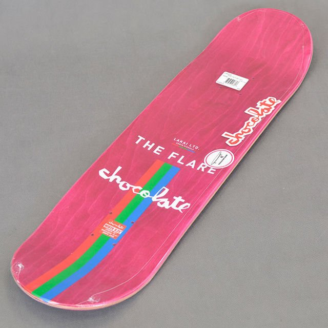Deck Chocolate Perez The Flare 8,25
