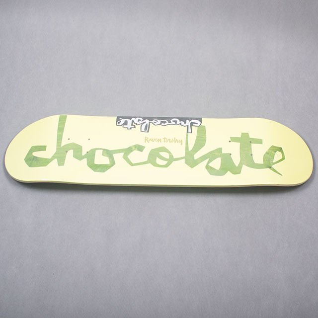 Deck Chocolate Tershy Original Chunk 8,5