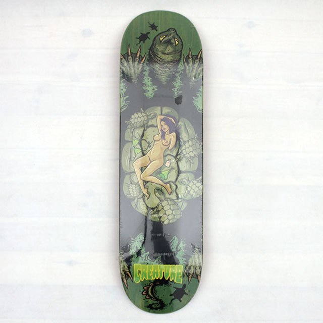 Deck Creature Creek Freaks 8.6