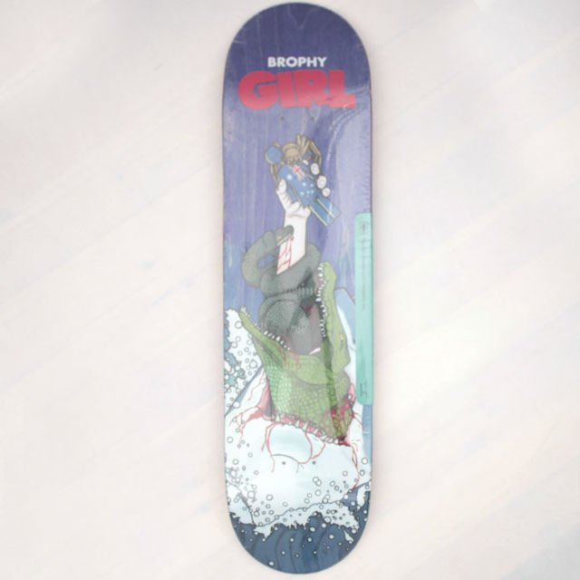 Deck Girl Brophy Man Eater 8.0