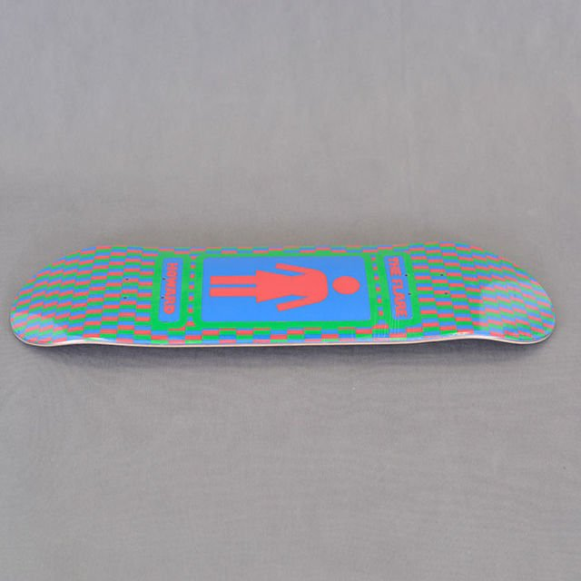 Deck Girl Howard The Flare 8,25