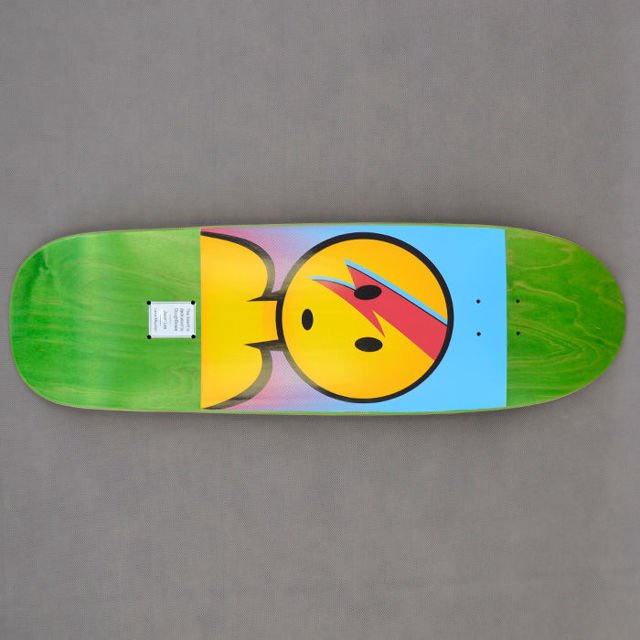Deck Prime L.Mountain Doughbowie Old School Shape 9.5