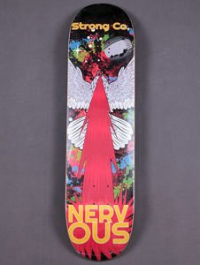 Deska Nervous Sp14 Space Dove 8,25