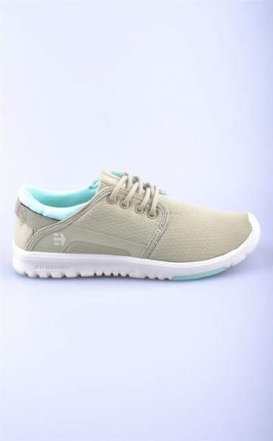 ETNIES BUTY W SCOUT OLIVE/WHITE