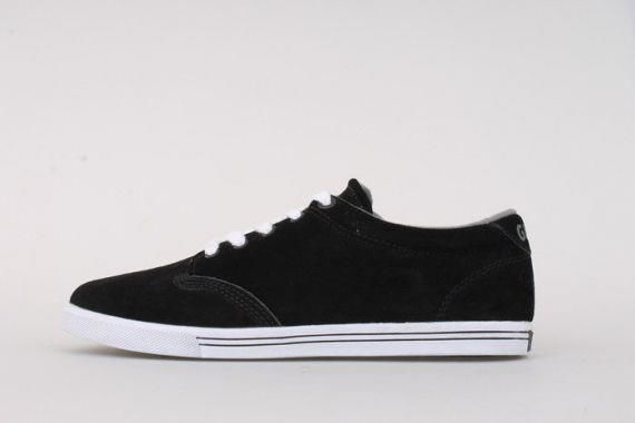 GLOBE BUTY LIGHTHOUSE-SLIM BLACK WHITE