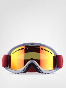 Gogle Dragon 13 M DX-L ice.fire/red.amb RL- M