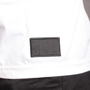 KOSZULKA INDEPENDENT S16 AVE CROSS POCKET WHT