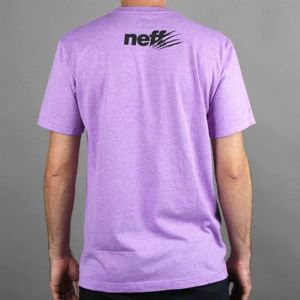 Koszulka NEFF F13 Tiga Claw Purple Heather