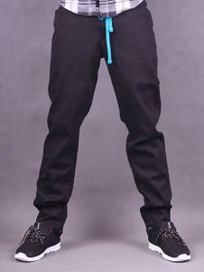 Spodnie Nervous Sp14 TurboStretch Black