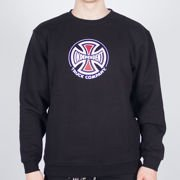 Bluza Independent Sp18 Crew Truck Co Blk