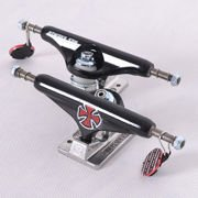 Trucki Independent Stg 11 Hollow Wes Kremer Spd Blk/Silv Std 139