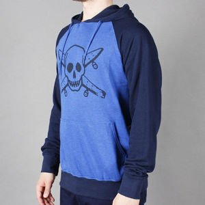 BLUZA FOURSTAR S15 STREET PIRATE ROYAL HEATHER