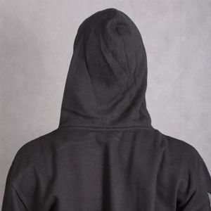BLUZA INDEPENDENT S16 AVE CROSS HOOD BLK