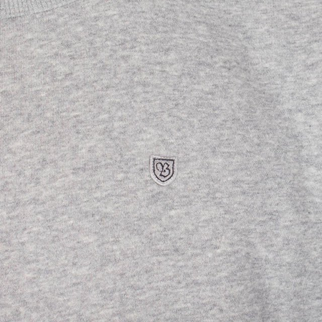 Bluza Brixton F18 Crew Shield Grey