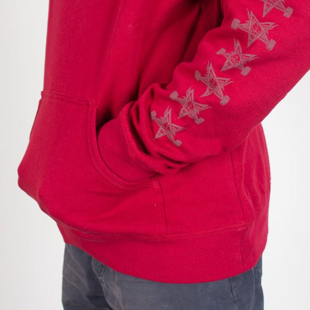 Bluza Independent Hood Thrasher Pentagram Cross Grnt
