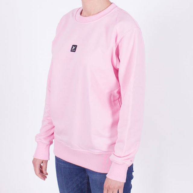 Bluza Nervous Crew Nd SS19 Icon Pink