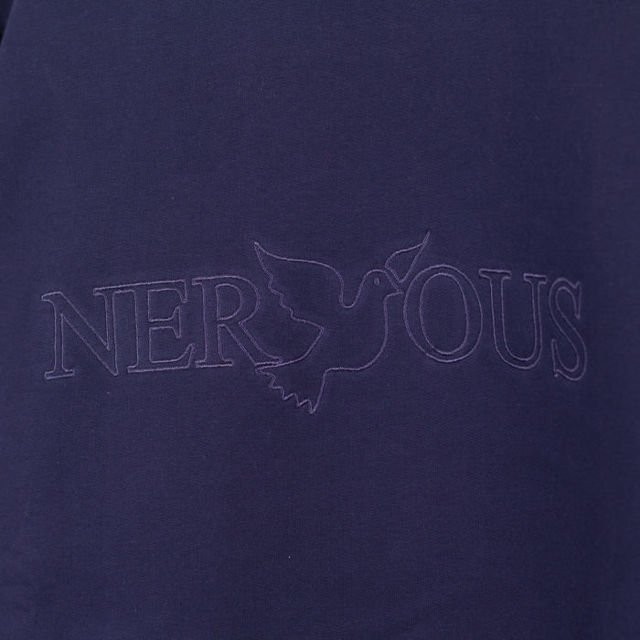 Bluza Nervous Crew SS19 Classic Nvy
