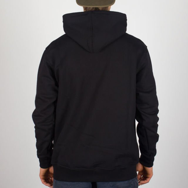 Bluza Nervous Hood F18 Icon Blk