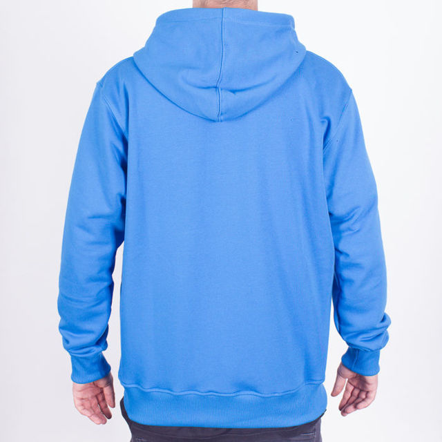 Bluza Nervous Hood Nd SS19 Icon Blue