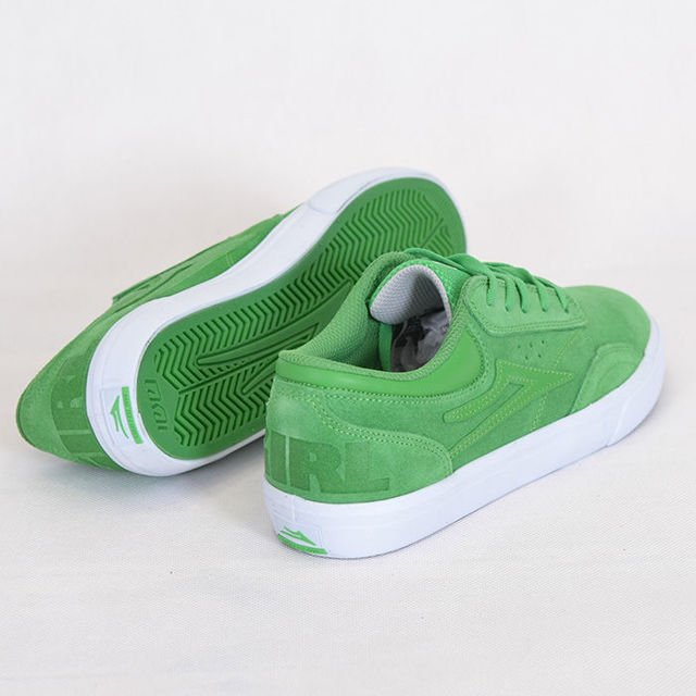Buty Lakai Fa17 Griffin Green Suede