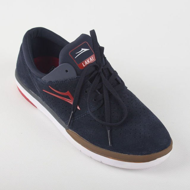 Buty Lakai Fa18 Fremont Nvy Red Suede