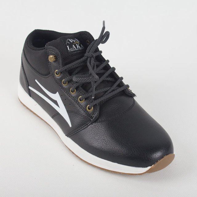 Buty Lakai Fa18 Griffin Mid Blk Leather