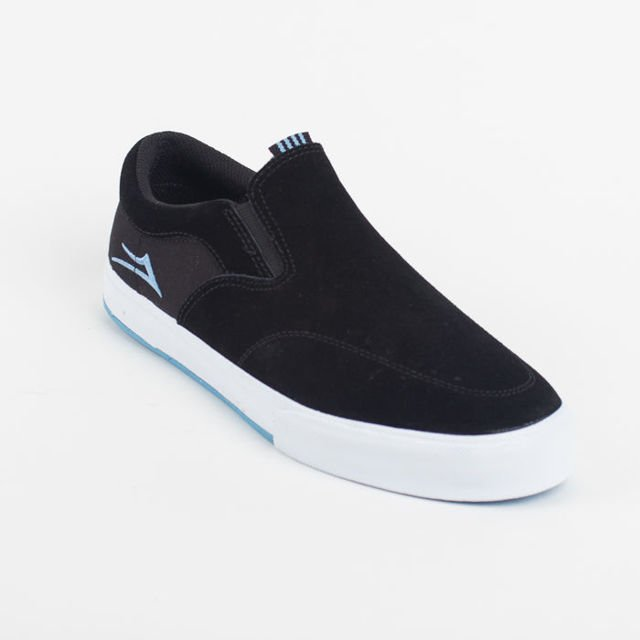 Buty Lakai Sp19 Oven Vlk Capps Blk Suede
